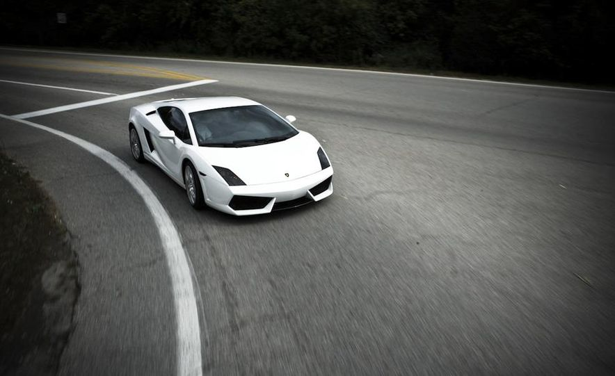 2009 Heffner Lamborghini Gallardo LP560-4 - Slide 11