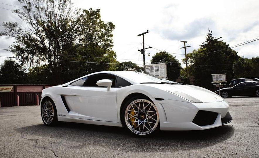 2009 Heffner Lamborghini Gallardo LP560-4 - Slide 22