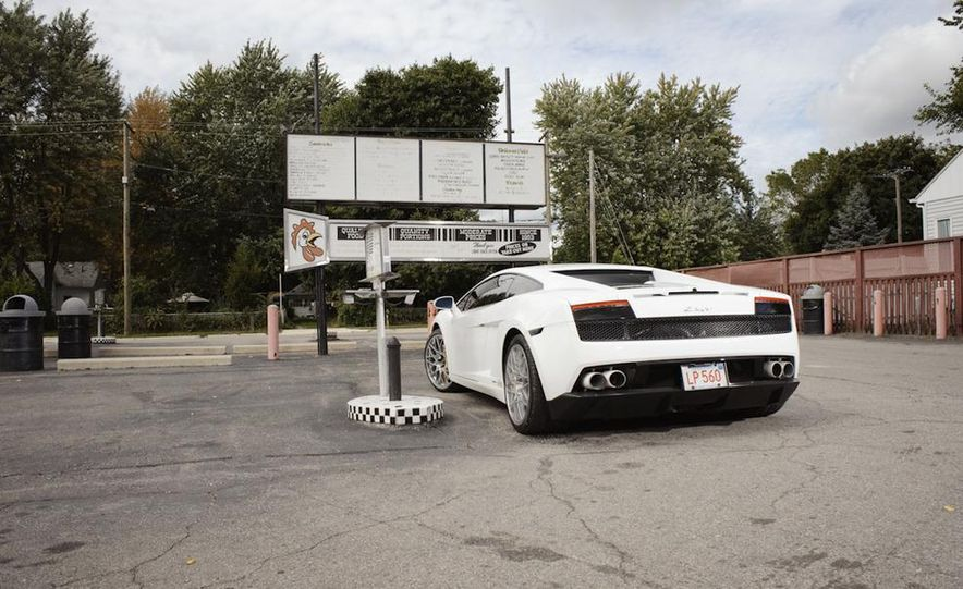 2009 Heffner Lamborghini Gallardo LP560-4 - Slide 24