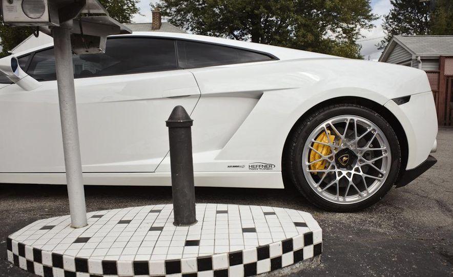 2009 Heffner Lamborghini Gallardo LP560-4 - Slide 26