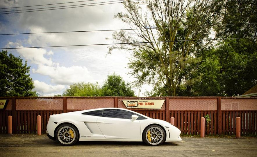 2009 Heffner Lamborghini Gallardo LP560-4 - Slide 29