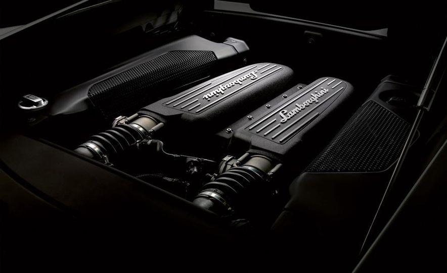 2009 Heffner Lamborghini Gallardo LP560-4 - Slide 47