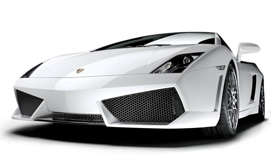 2009 Heffner Lamborghini Gallardo LP560-4 - Slide 37