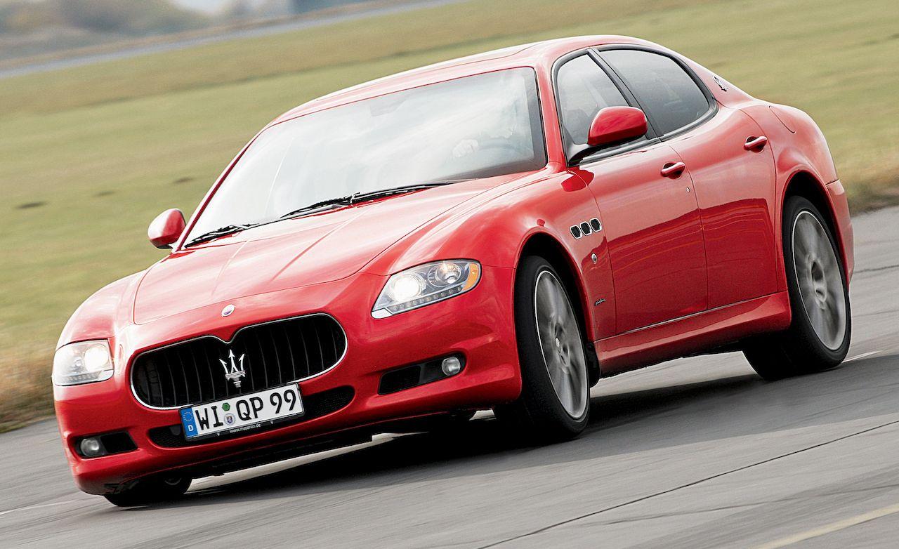 2009 Maserati Quattroporte GT S