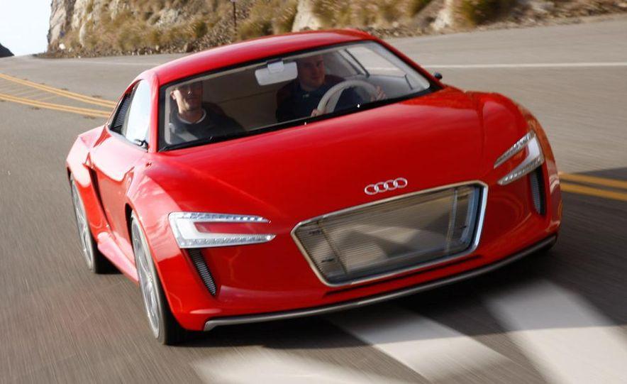 Audi E-Tron concept - Slide 2
