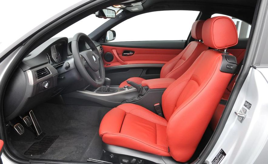 2011 BMW 335is - Slide 59