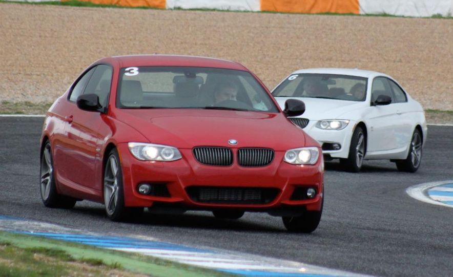 2011 BMW 335is - Slide 70