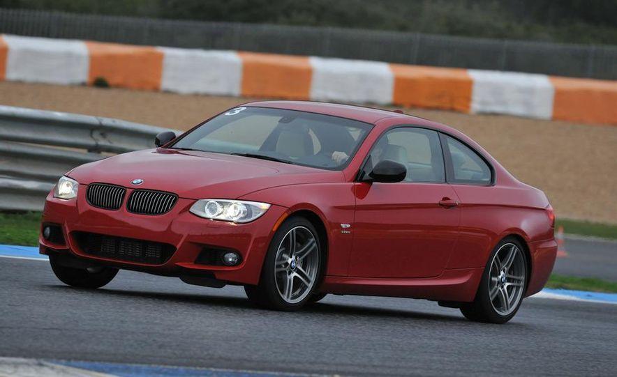 2011 BMW 335is - Slide 9