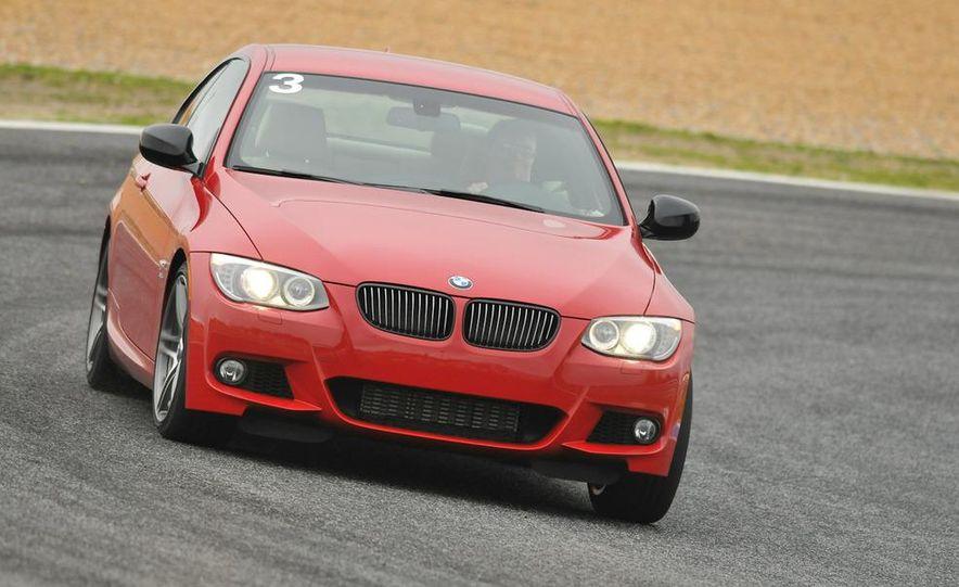 2011 BMW 335is - Slide 13