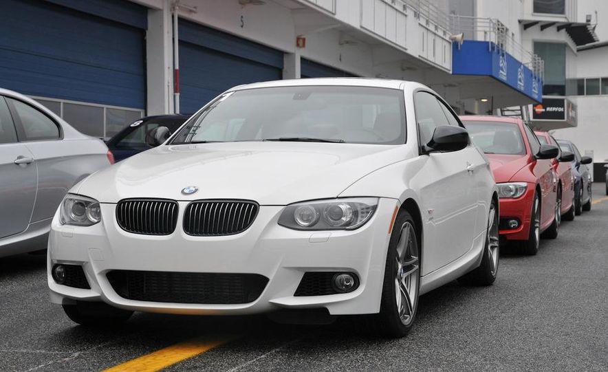 2011 BMW 335is - Slide 21