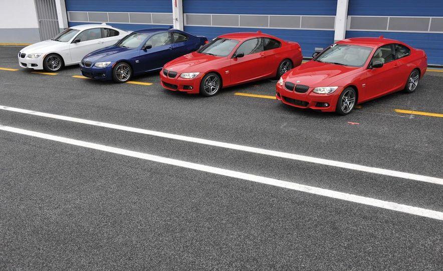 2011 BMW 335is - Slide 35