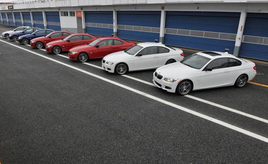 2011 BMW 335is - Slide 36