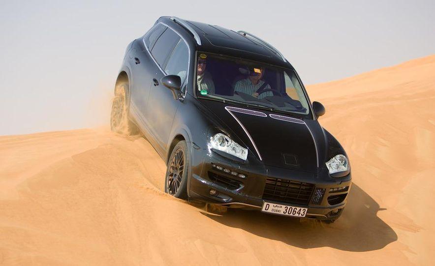 2011 Porsche Cayenne prototype - Slide 6