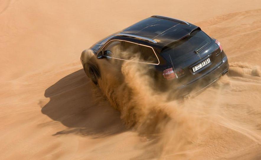 2011 Porsche Cayenne prototype - Slide 9