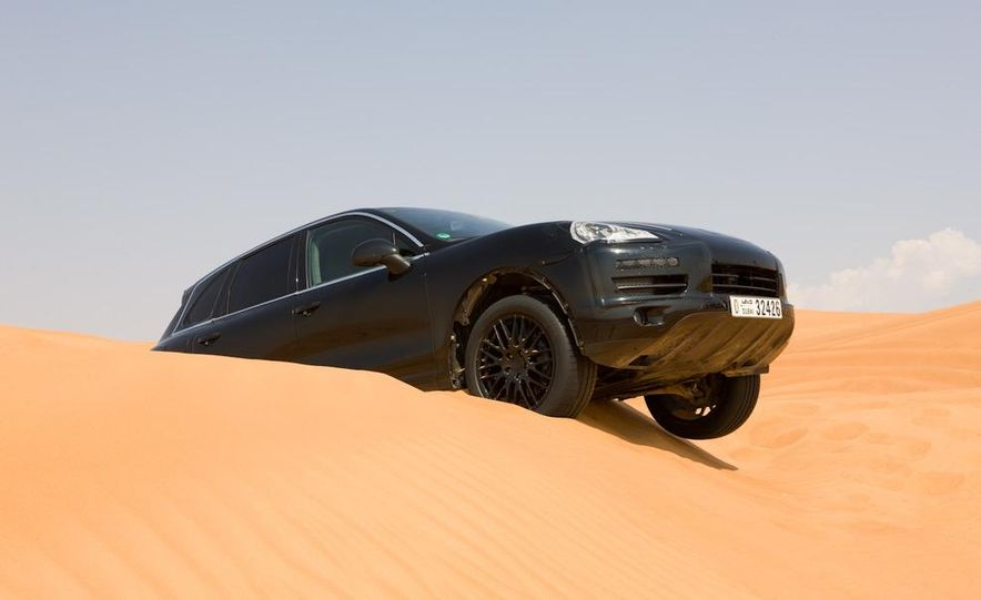 2011 Porsche Cayenne prototype - Slide 11
