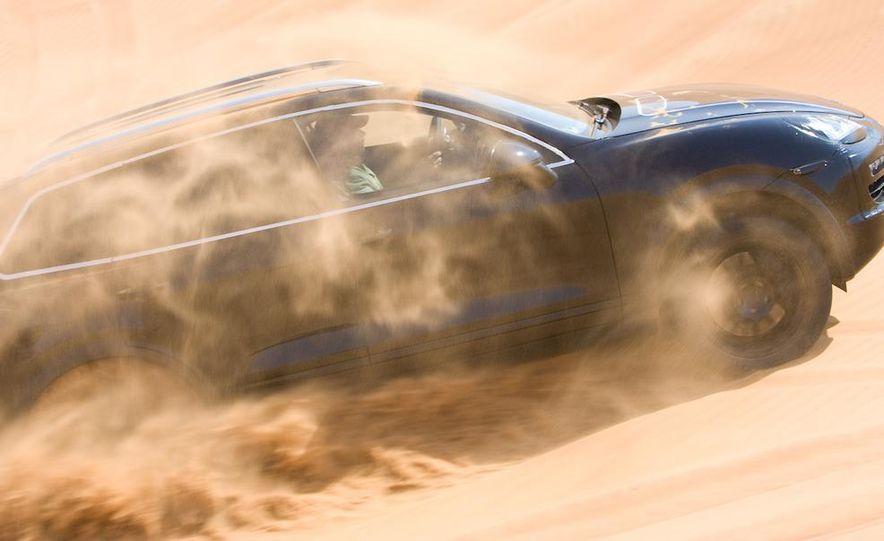 2011 Porsche Cayenne prototype - Slide 13