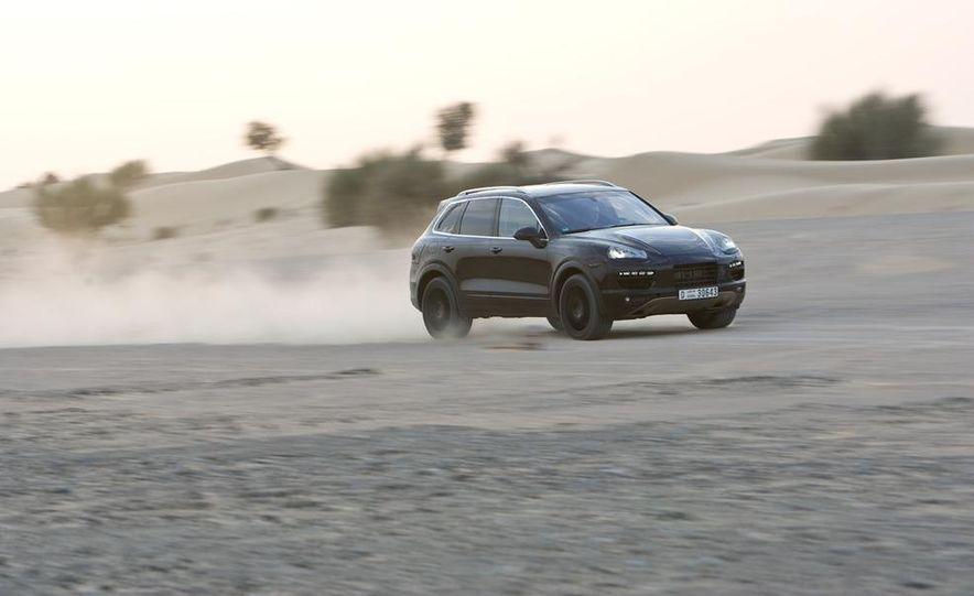 2011 Porsche Cayenne prototype - Slide 37