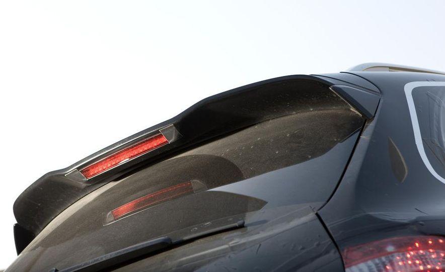 2011 Porsche Cayenne prototype - Slide 51