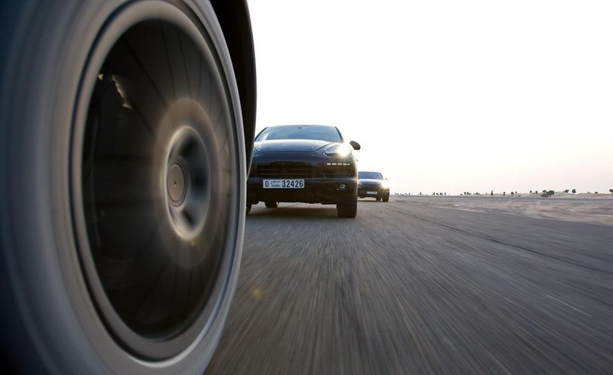 2011 Porsche Cayenne prototype - Slide 54