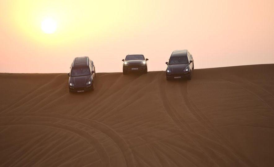 2011 Porsche Cayenne prototype - Slide 26