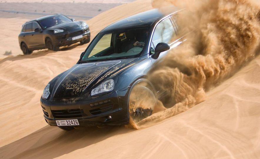 2011 Porsche Cayenne prototype - Slide 2