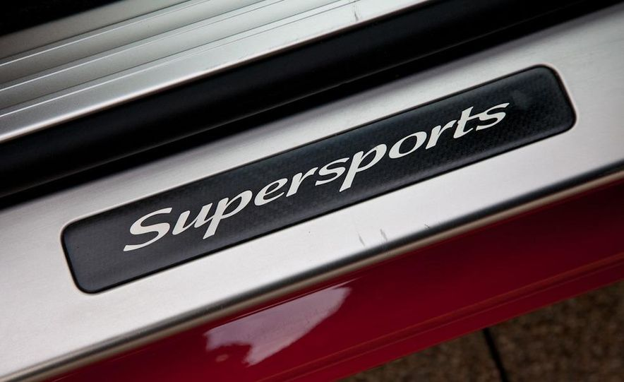 2010 Bentley Continental Supersports - Slide 25