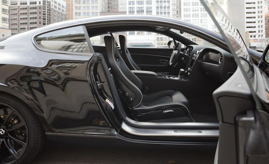 2010 Bentley Continental Supersports - Slide 35