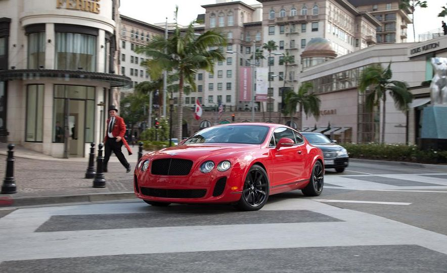 2010 Bentley Continental Supersports - Slide 1