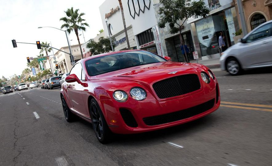 2010 Bentley Continental Supersports - Slide 3