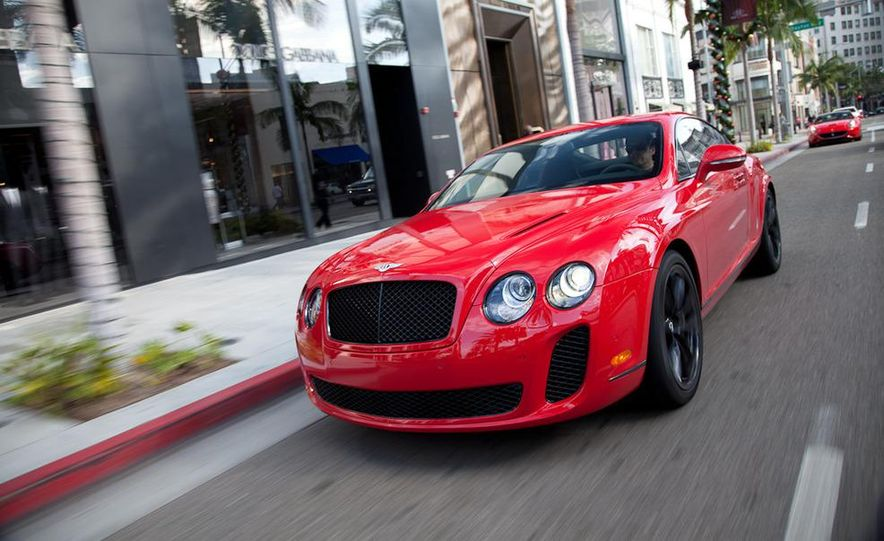 2010 Bentley Continental Supersports - Slide 5