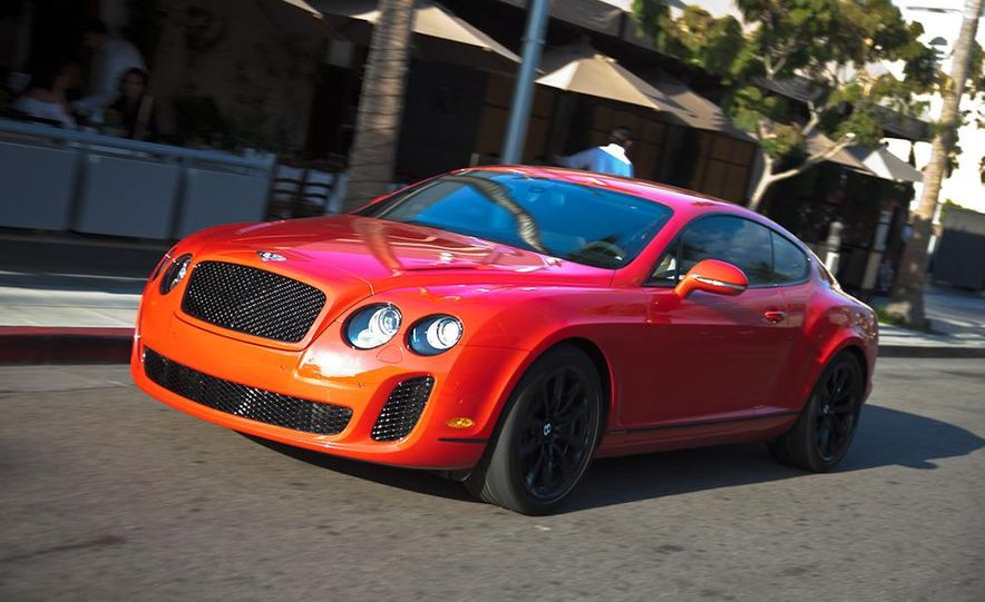 2010 Bentley Continental Supersports - Slide 8