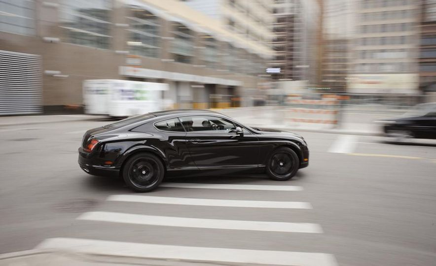 2010 Bentley Continental Supersports - Slide 29