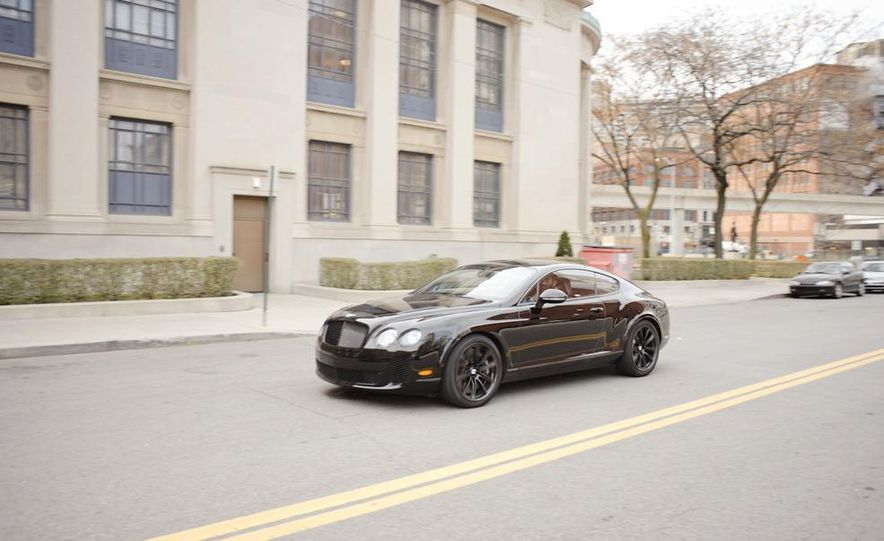 2010 Bentley Continental Supersports - Slide 32
