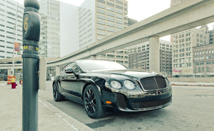 2010 Bentley Continental Supersports - Slide 37