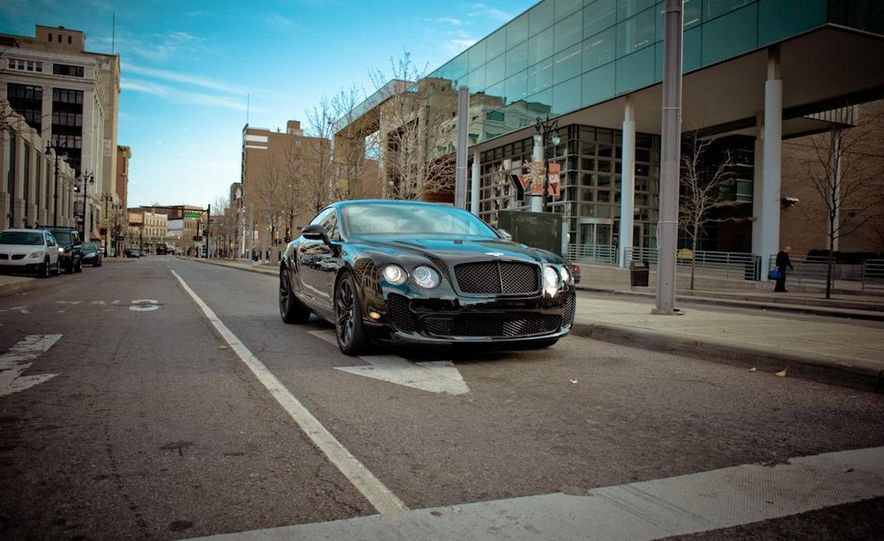 2010 Bentley Continental Supersports - Slide 41