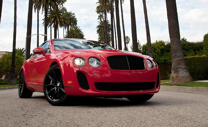 2010 Bentley Continental Supersports - Slide 11