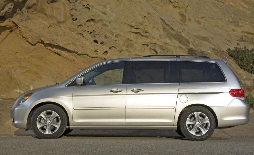 Honda Odyssey concept - Slide 34