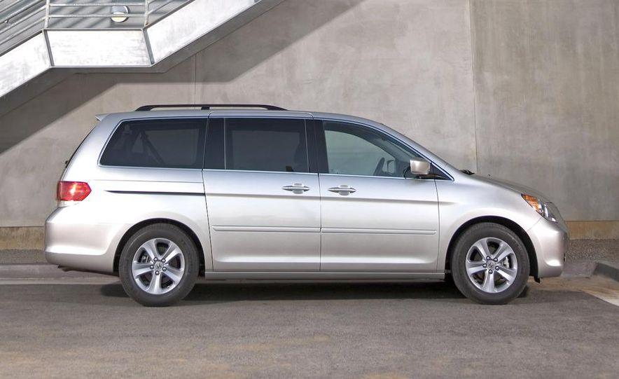Honda Odyssey concept - Slide 35