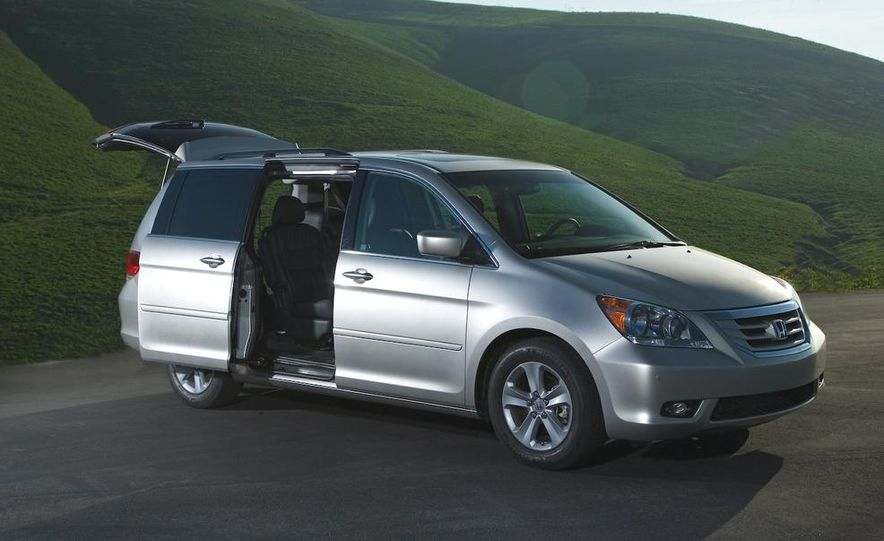 Honda Odyssey concept - Slide 40