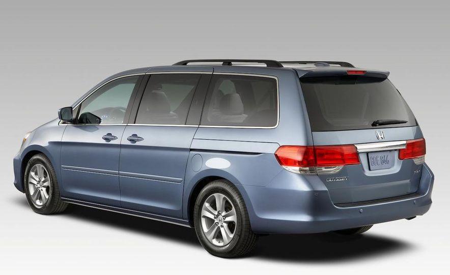 Honda Odyssey concept - Slide 42