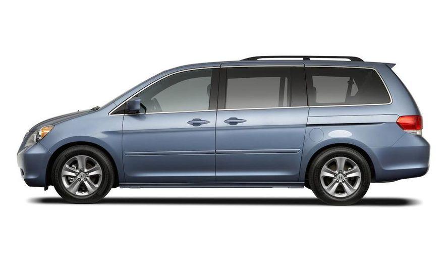 Honda Odyssey concept - Slide 44