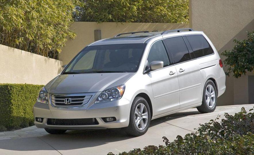 Honda Odyssey concept - Slide 46