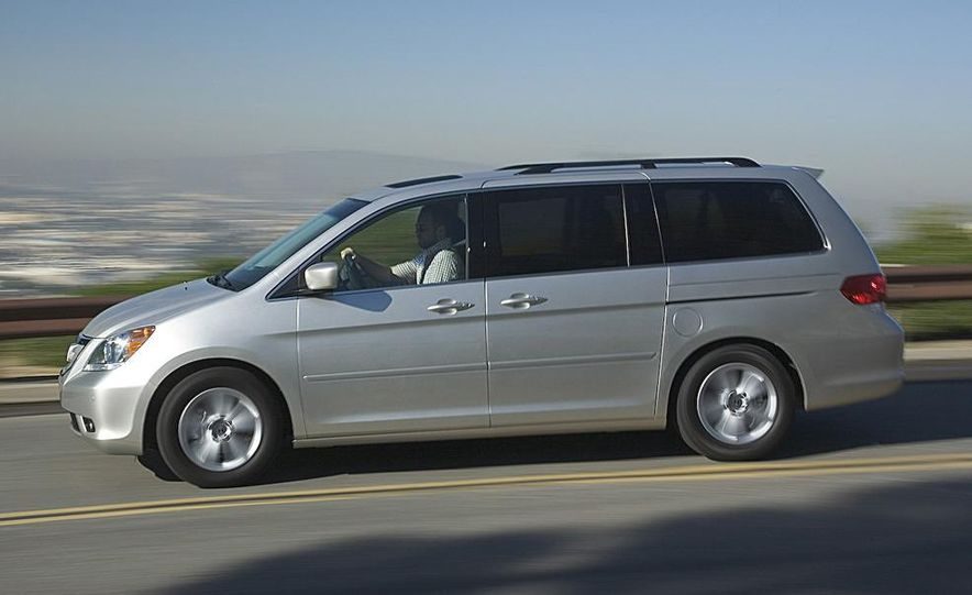Honda Odyssey concept - Slide 51