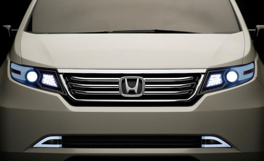 Honda Odyssey concept - Slide 25