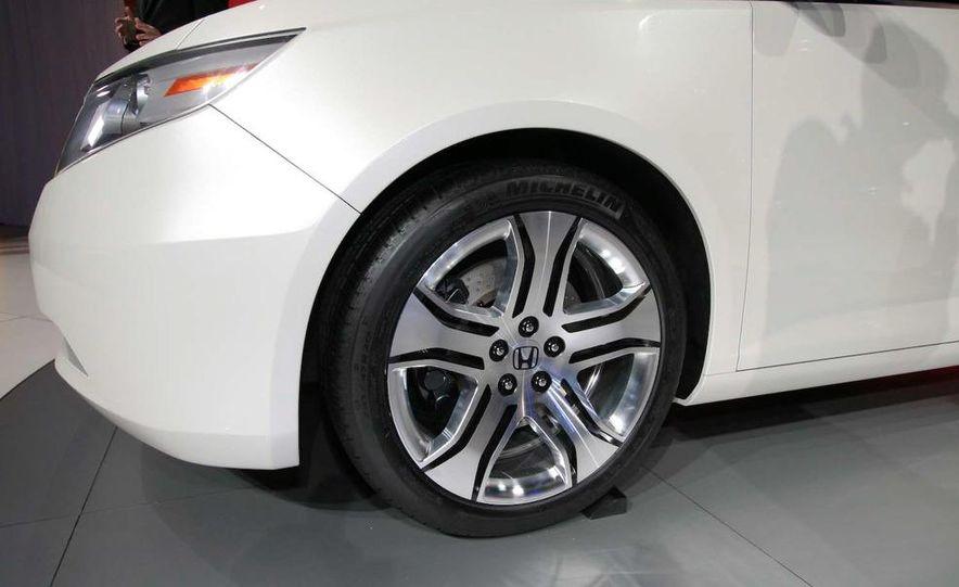 Honda Odyssey concept - Slide 28