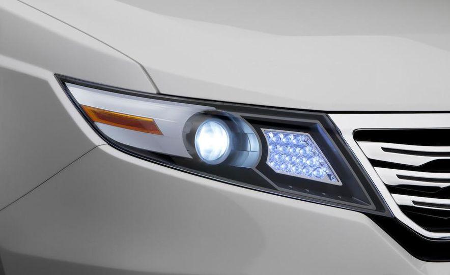 Honda Odyssey concept - Slide 26
