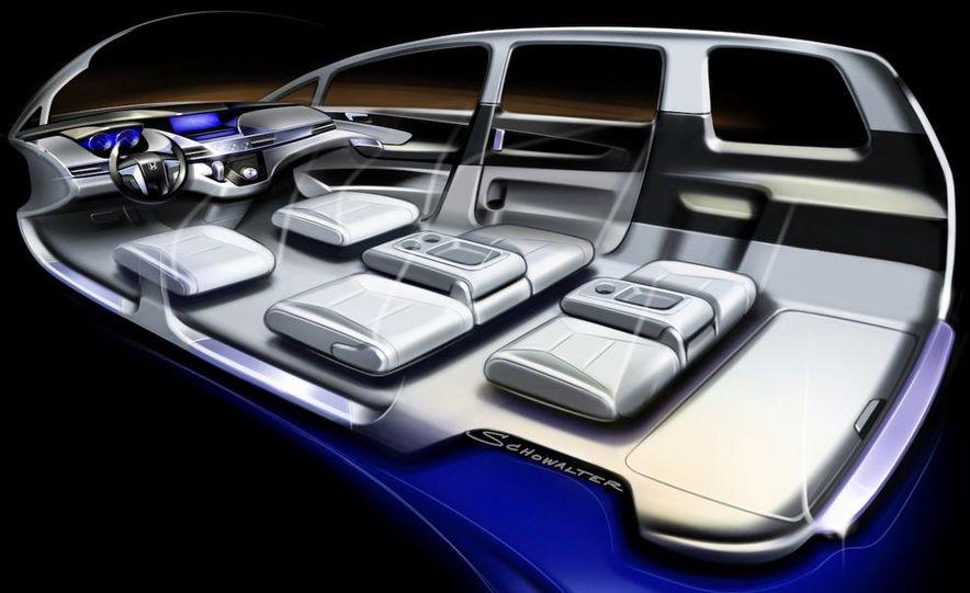 Honda Odyssey concept - Slide 31