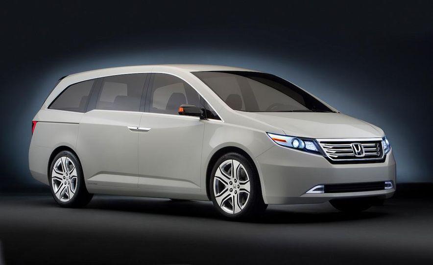 Honda Odyssey concept - Slide 9