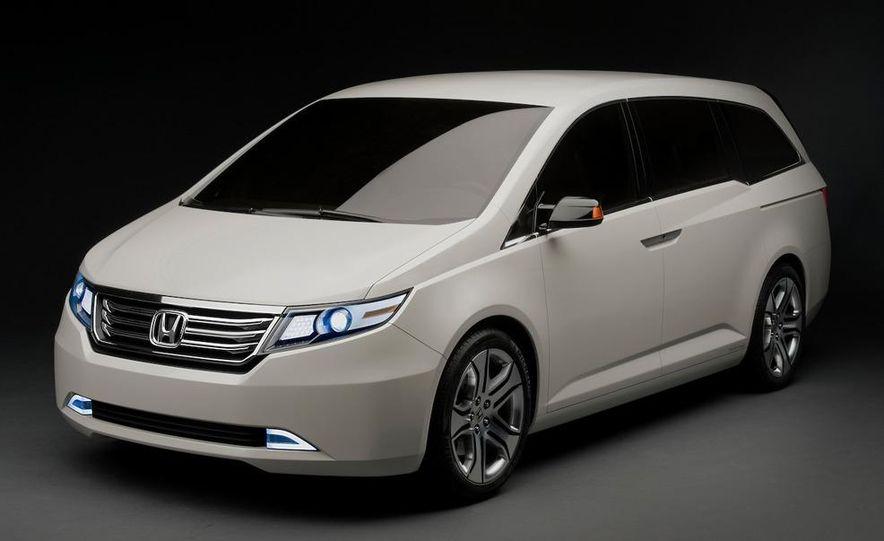 Honda Odyssey concept - Slide 10