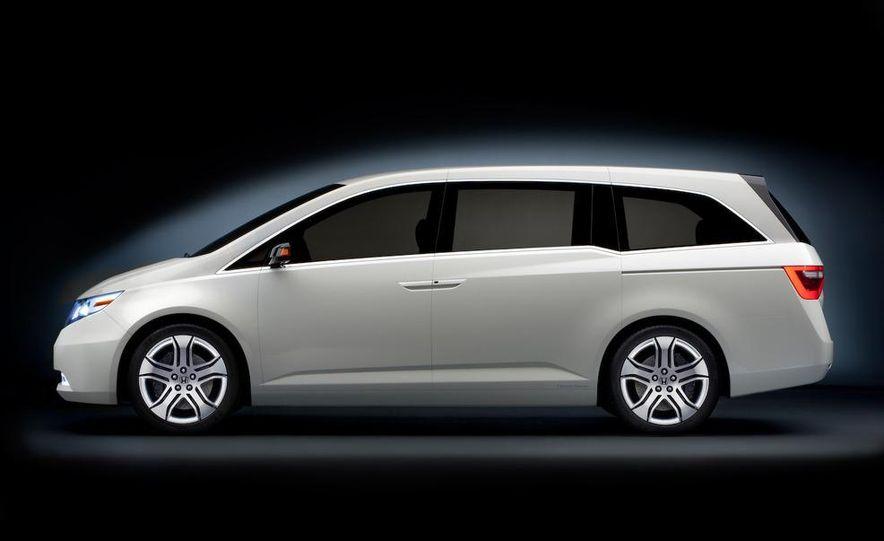 Honda Odyssey concept - Slide 11